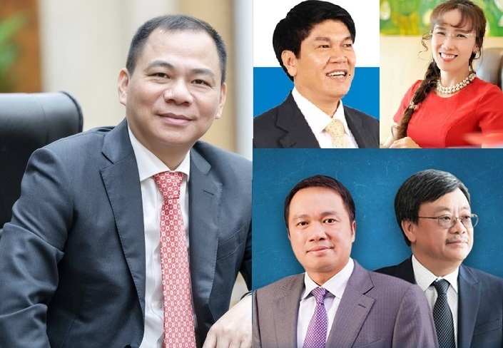 tỷ phú giàu nhất,Nguyễn Thị Phương Thảo,HDB,VJC