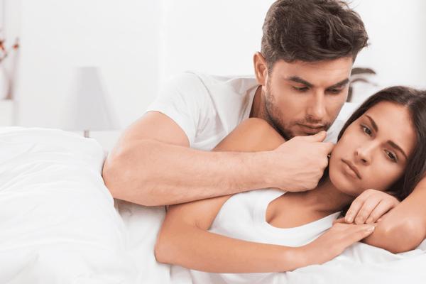 Ám ảnh ngủ cùng chồng, nữ tiến sĩ trẻ chỉ mong nhanh tới sáng