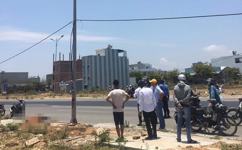 Đà Nẵng: Phát hiện người đàn ông nước ngoài tử vong bên đường lúc giữa trưa
