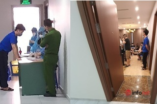 Manh mối phát hiện 46 người Trung Quốc nhập cảnh trái phép ở chung cư Hà Nội