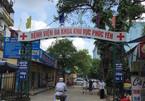 Phong tỏaBệnh viện đa khoa khu vực Phúc Yên