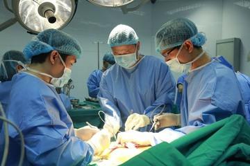 Chạy đua ghép tạng cho bệnh nhân dịp nghỉ lễ