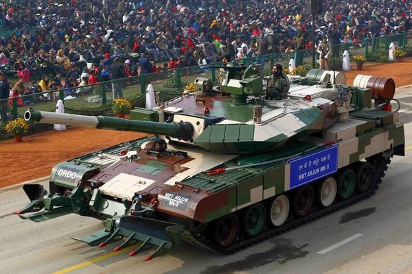 Ấn Độ,Lục quân,xe tăng hạng nhẹ