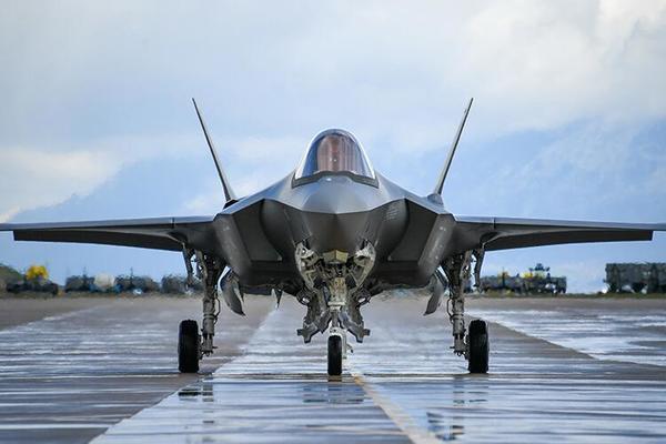 Thổ Nhĩ Kỳ,Mỹ,dự án F-35