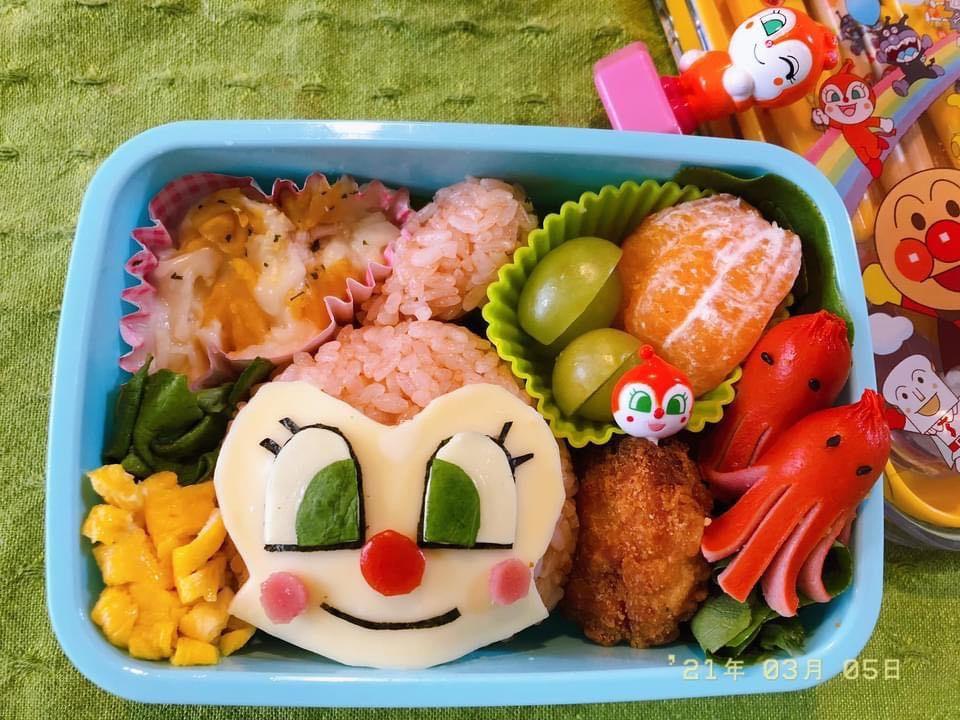 Bí quyết làm cơm bento đẹp xuất sắc chỉ mất 30 phút của mẹ Việt tại Nhật