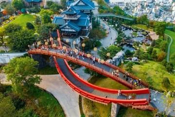 Sun World Halong Complex tung combo dịp 30/4: Chơi 3 công viên chỉ với 600.000 đồng