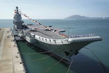 Trung Quốc nói gì về tàu sân bay Sơn Đông xuất hiện ở Biển Đông?