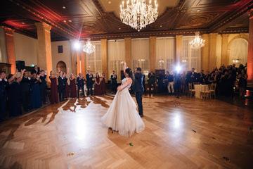 Tranh cãi cho tổ chức đám cưới nhưng không được nhảy múa ở thủ đô Mỹ