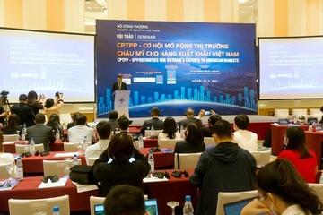 Hiệp định CPTPP mở đường cho hàng Việt tiến sâu vào thị trường châu Mỹ