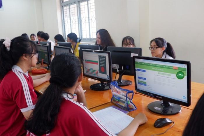 học trực tuyến,thi cuối kỳ 2,thi học kỳ 2 online,kiểm tra trực tuyến