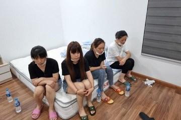 Hà Nội: Lộ thêm 17 người Trung Quốc nhập cảnh 'chui', thuê chung cư ở, cảnh sát phá cửa bắt quả tang