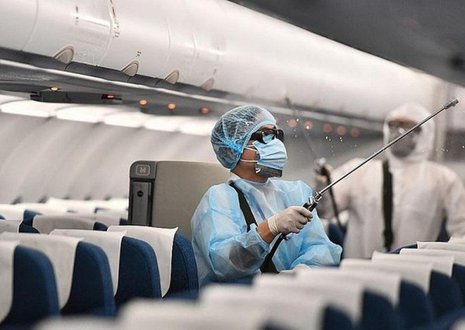 Hà Nội thêm ca dương tính với SARS-COV-2 trên chuyến bay VN160