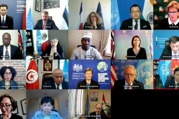 Việt Nam phát biểu về cấm sử dụng vũ khí hóa học ở Syria
