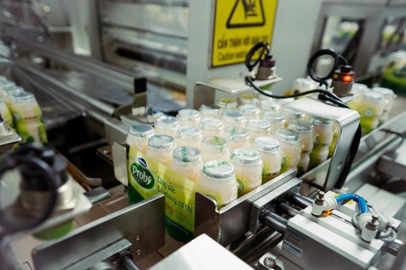 Hệ thống 'khủng' 13 nhà máy là nội lực giúp Vinamilk duy trì vị trí dẫn đầu thị trường sữa nhiều năm liền