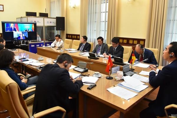 Việt Nam-Đức đẩy mạnh hoạt động kết nối và hỗ trợ cộng đồng doanh nghiệp