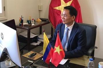 Xúc tiến hợp tác thương mại, đầu tư, du lịch Việt Nam-Colombia