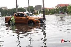 Mưa to ở khắp các vùng, đề phòng ngập úng sau mưa lớn cục bộ