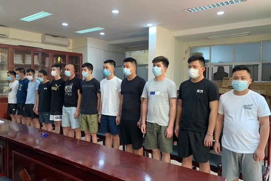 """Lật tẩy thủ đoạn đưa người nước ngoài sống """"chui"""" tại Hà Nội"""