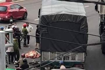 Nam sinh lớp 12 va chạm với xe tải, tử vong khi đi cấp cứu