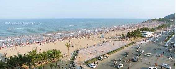 Thanh Hóa: Sắp khai mạc Lễ hội du lịch biển Sầm Sơn
