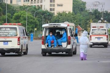 Nhiều địa phương ghi nhận ca nhiễm liên quan ổ dịch Bệnh viện Bệnh Nhiệt đới Trung ương