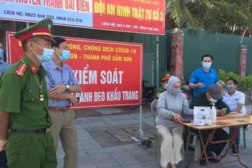Thanh Hóa: Có 146 người liên quan đến ổ dịch BV Nhiệt đới TW cơ sở Kim Chung