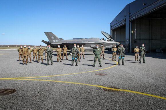 Nga,NATO,Baltic,F-35A