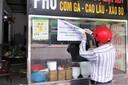 Đà Nẵng dừng hoạt động cơ sở kinh doanh ăn uống phục vụ tại chỗ