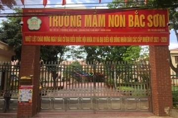 Ninh Bình: Học sinh nghỉ học vì cô giáo là F1 của bệnh nhân Covid-19