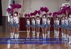 Đội hoạt náo viên 'bất thường' nhất Nhật Bản thu hút sự chú ý