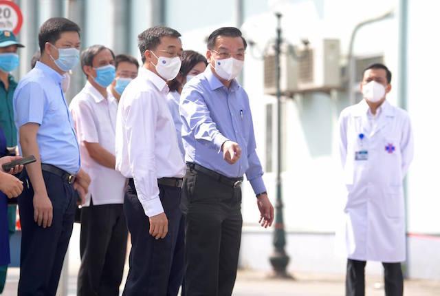 Chủ tịch Hà Nội: Ổ dịch tại BV K cơ sở Tân Triều phức tạp hơn tại BV Bệnh Nhiệt đới