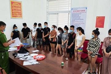 """Đà Nẵng: Bar đóng cửa, 12 nam nữ thanh niên thuê khách sạn mở """"tiệc ma túy"""""""