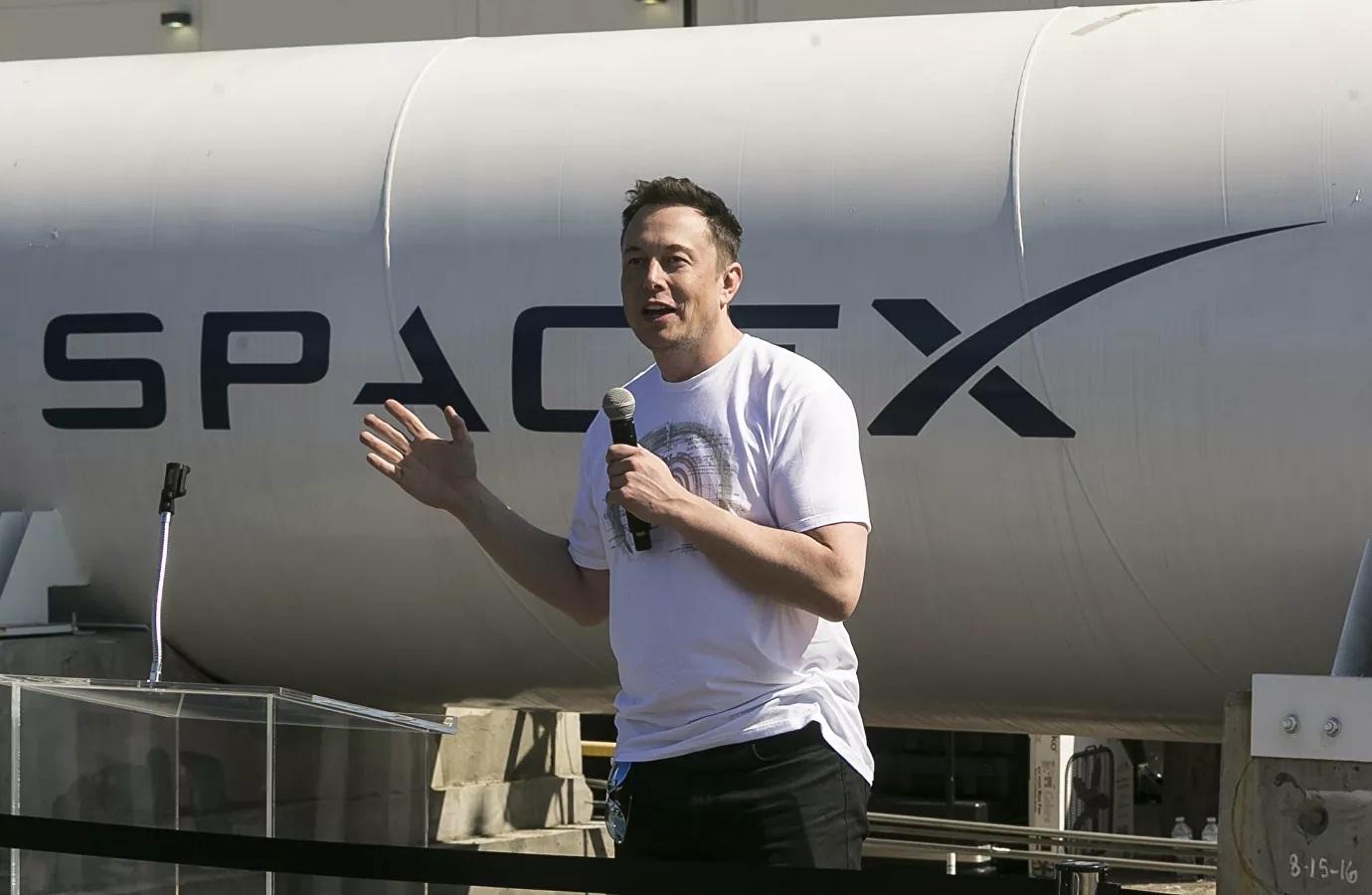Tỷ phú,Elon Musk