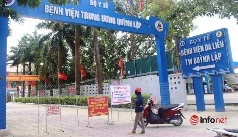 Phong tỏa,xã Quỳnh Lập,Covid-19,thị xã Hoảng Mai,tiếp tế,nhu yếu phẩm,nội bất xuất,Nghệ An