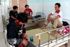 Quảng Nam: Năm bệnh nhân ngộ độc nấm đã dần ổn định sức khỏe