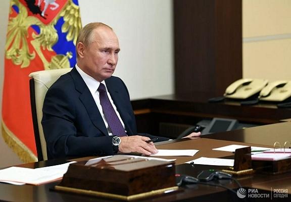 Vladimir Putin,Nga,tổng thống Nga