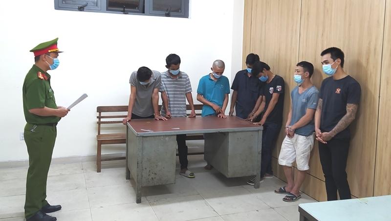 Đà Nẵng: Bắt nhóm chuyên trộm sắt thép ở công trình xây dựng