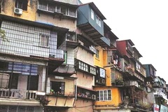 Khi nào cải tạo chung cư cũ mới phá thế 'giậm chân tại chỗ'?