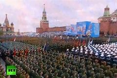 {Ảnh} Nga duyệt binh kỷ niệm 76 năm Ngày Chiến thắng 9/5