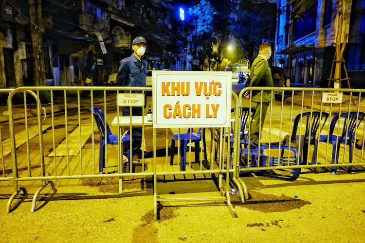 Sáng 14/6, Hà Nội ghi nhận 3 trường hợp dương tính với SARS-CoV-2