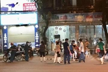 Thêm 2 ca nghi mắc Covid-19, TP Hòa Bình giãn cách xã hội trong đêm