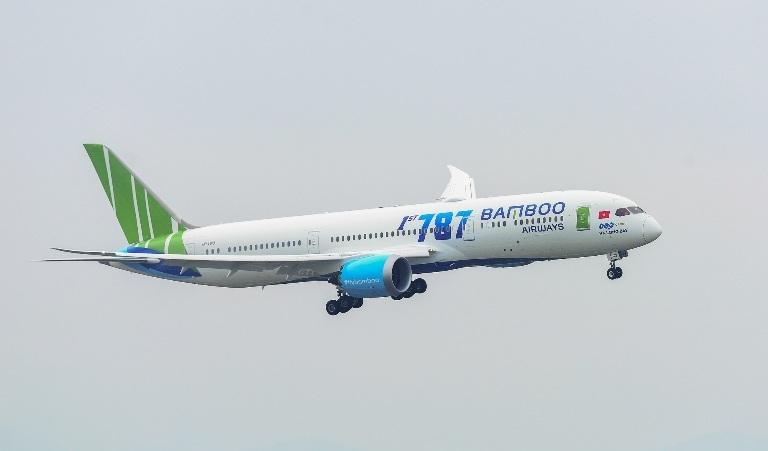 Bamboo Airways được cấp slot bay thẳng thường lệ tới 2 sân bay tại Mỹ