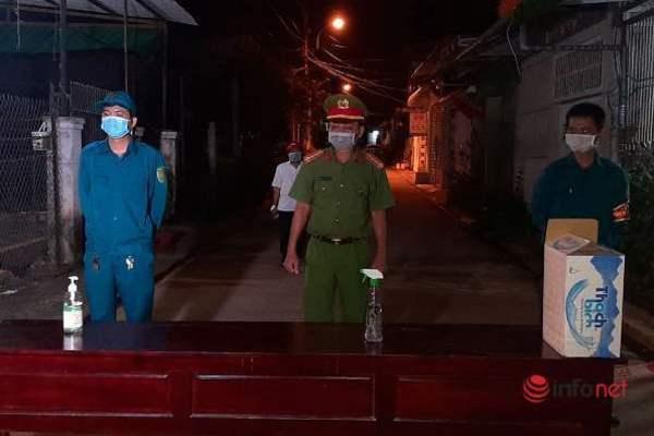 Một gia đình ở tỉnh Đắk Nông bị cách ly đã âm tính với SARS-CoV-2