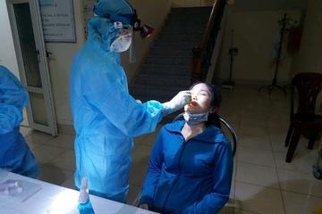 Hà Nội phát hiện thêm một trường hợp dương tính với SARS- CoV- 2 là cán bộ tư pháp