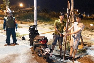 Đà Nẵng: Cảnh sát nổ súng chỉ thiên ngăn chặn 30 đối tượng chuẩn bị hỗn chiến