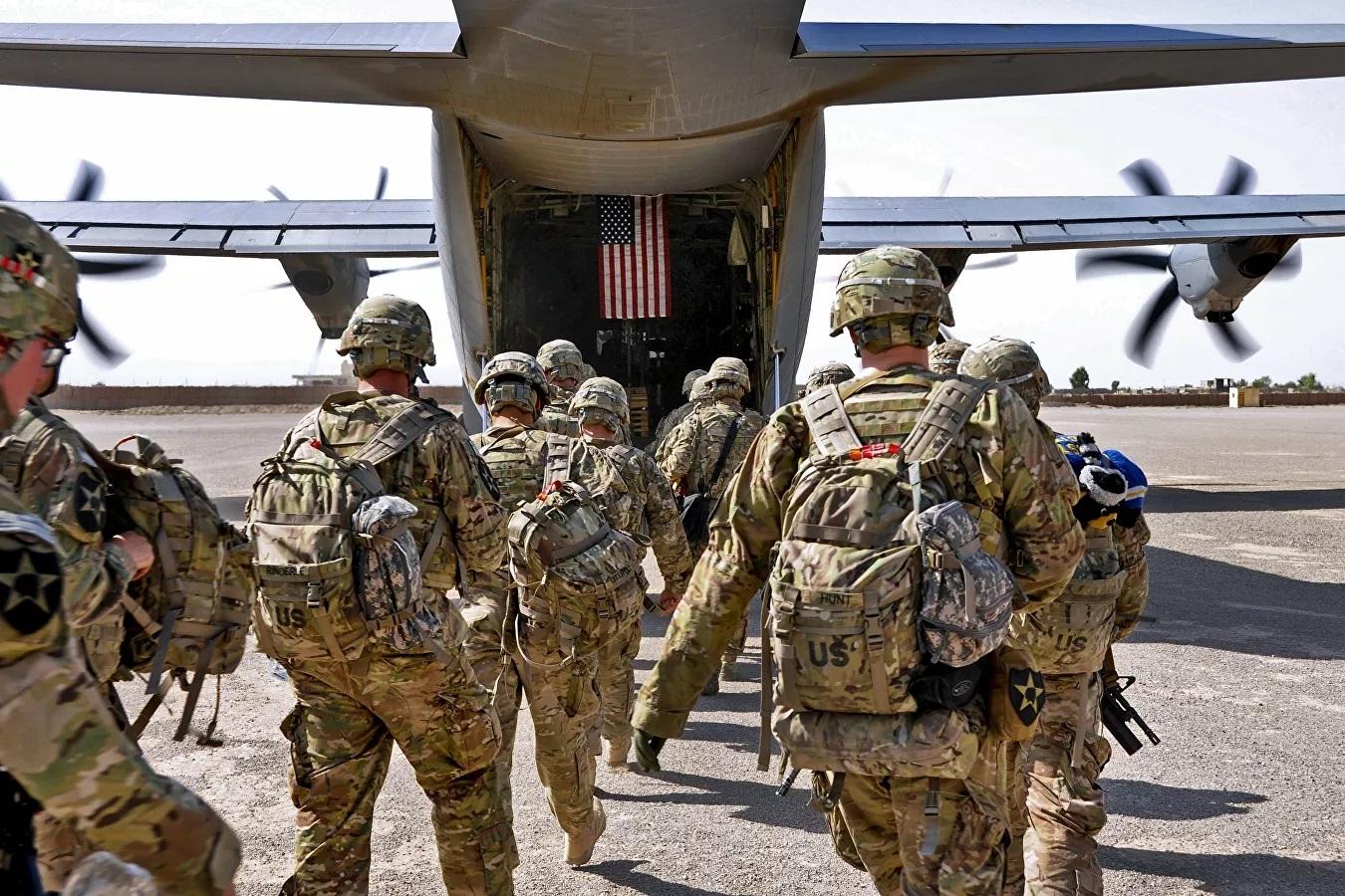 Mỹ,quân đội Mỹ