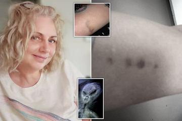 Người ngoài hành tinh bắt cóc người phụ nữ Anh 52 lần?