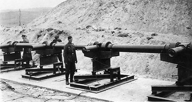 Đức Quốc xã,pháo gia tốc V3,Anh,Pháp