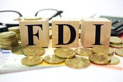 4 tháng đầu năm, vốn đầu tư nước ngoài vào Việt Nam đạt 12,25 tỷ USD