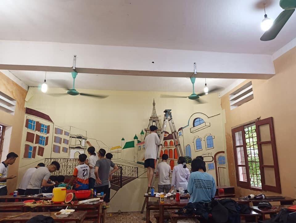 """Góc chụp ảnh kỷ yếu có """"1-0-2"""" của học sinh Thanh Hóa"""